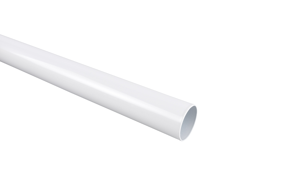 Single tube white